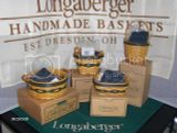 Longaberger Retired Collector Club Baskets